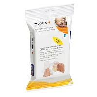 Quick Clean Breastpump Wipes (24)