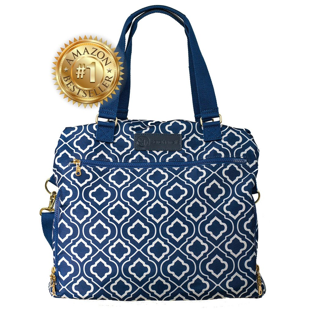 Sarah Wells Bag - Lizzy (Navy)